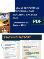 Teaching Factory SMK