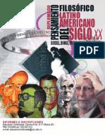 Diplomado Pensamiento Filosofico Latinoamericano del Siglo XX