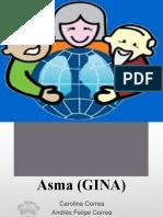 Asma (GINA)