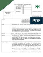 8.1.4.3 SOP Pelaporan Hasil Pemeriksaan Laboratorium Yang Keritis, Rekam Medis.docx