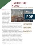 Stanford AI100 Report 2016