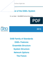 DAB Overview 2013