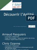 ATR2011-Decouvrir Agilite