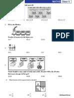 NSTSE Sample Paper Class 2