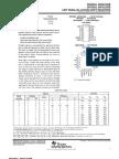 SN74LS95 4-BIT PARALLEL-ACCESS SHIFT REGISTERS