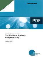4 Mini Case Studies ED