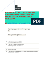 WGU FPC1 MicroEconomics - Most Recent