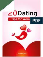 20 Dating Tips for Women