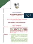 9. Perbup No 33 Th 2014 Ttg Rintug Dinas Parpora-27 Des-14