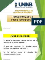 Clase 9 - Etica y Deontología