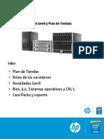 HP - Formación Presencial Servidores
