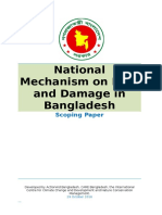 Bangladesh loss and damage proposal