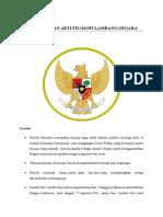 Burung Garuda Dan Maknanya