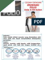 Poster Polio