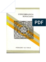 16. Concordancia Ignaciana. IgnacioEcharte, SJ