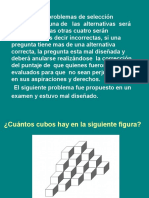 Razonamiento Analitico y Espacial  Nicolas Ordoñez