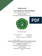 MAKALAH Management Education