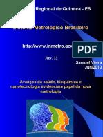 1 Forum de Quimica Do Es Sistema Metrologico Brasileiro
