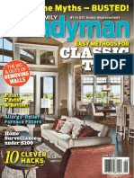 The Family Handyman - June 2016