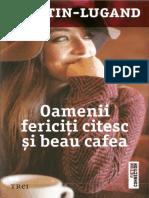 2.Agnes Martin Lugand - Oamenii Fericiti Citesc Si Beau Cafea