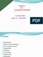 Nano Ic Engine