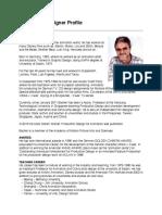 Production Designer Profile - Hans Bacher