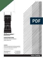 HOST Liberator Parts Catalog