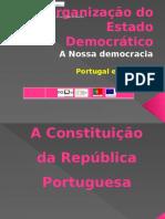 4- Organização Do Estado Democrático