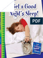 (21st Century Junior Library_ Your Healthy Body) Katie Marsico-Get a Good Night's Sleep!-Cherry Lake Publishing (2014)