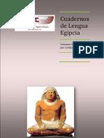 Cuadernos de lengua egipcia. Fascículo-VII