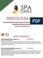 Spa Castles