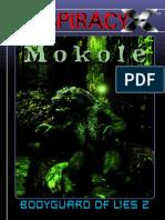 Conspiracy X - Mokole (BoL1)