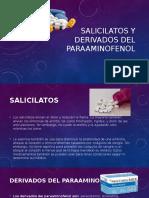 Salicilatos y derivados del paraaminofenol