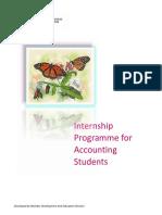 MIA SIP Programme Framework