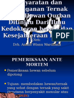 Slide Pemeriksaan Hewan Kurban 1433 h