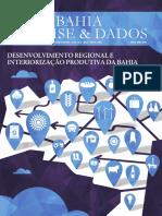 BA&D v.26 n.1 - Desenvolvimento Regional e Interiorização Produtiva da Bahia