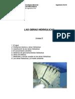 Obras hidráulicas - 2015
