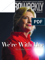 Metro Weekly - 11-03-16 - Hillary Clinton