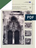Liturgie Médiévale Et Architecture Gothique Dans l'Église Paroissiale de Sibiu (1350-1550)_Firea 2012