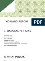 Morning Report 30 Juni 2016 ( Dr Rofiq Ok 10) - Copy - Copy