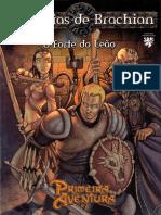 Primeira Aventura - Relíquias de Brachian - O Forte Do Leão - Biblioteca Élfica