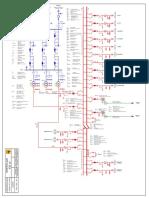 Single Line Diagram GI Cilegon Baru 150kV