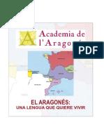 El Aragonés, Una Lengua Que Quiere Vivir
