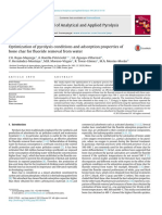 Optimization of Pyrolysis Conditions and Adsorption Properties of Bone Char for Fluoride Removal From Water