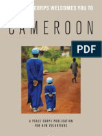 Peace Corps Cameroon Welcome Book  |  October 2008