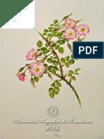 Revista Asociación de Rosicultura 2015