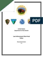 Short Haul Policy 2011