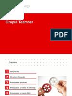 Teamnet International -  integrator IT&C