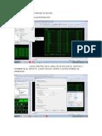 Imprimir o Exportar Proyecto en PDF