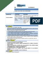 COM - U4 - 4to Grado - Sesion 11.docx